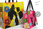 Huishoudbeurs Big shopper tas